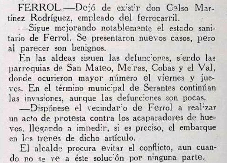 Eco de Galicia : revista ilustrada y de información de la colonia gallega en Cuba: Ano 3 Número 78 - 1919 xaneiro 5